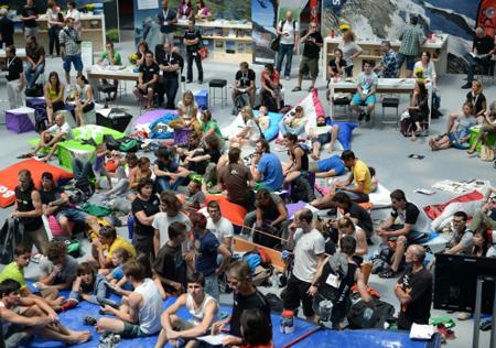 OutDoor 2013 - targowe imprezy (fot. Messe Friedrichshafen)